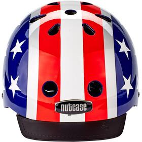 Nutcase Street Helm Kinder stars & stripes